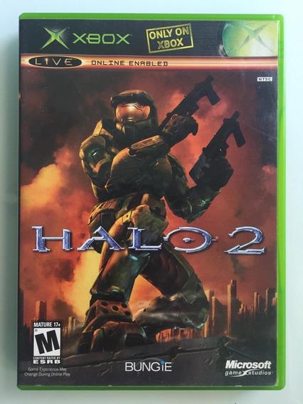 Jogo Halo 2 Xbox - Usado