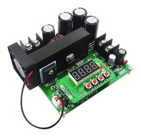 Conversor Elevador De Tensão 900w 15a / 8-60v Para 10-120v