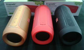 Parlante Inalambrico Bluetooth Ecopower Excelente Sonido