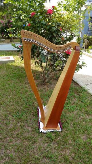 Harpa Céltica 34 Cordas