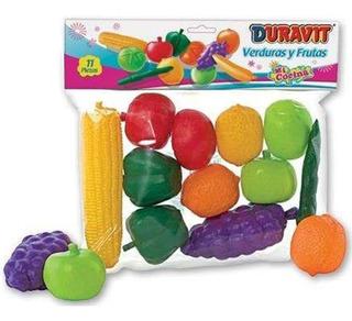 Verduras Y Frutas Duravit Art. 507 Comidas Cocina Set X11 P.