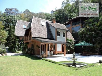 Casa Residencial À Venda, Forest Hills, Granja Viana. - Ca0817