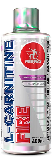 L-carnitine Fire - 480ml - Midway