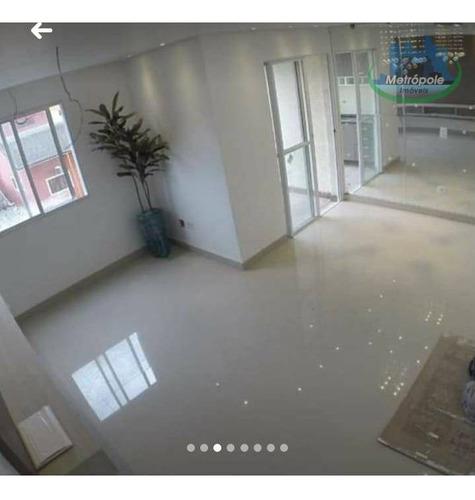 Apartamento Residencial À Venda, Vila Galvão, Guarulhos - Ap0752. - Ap0752