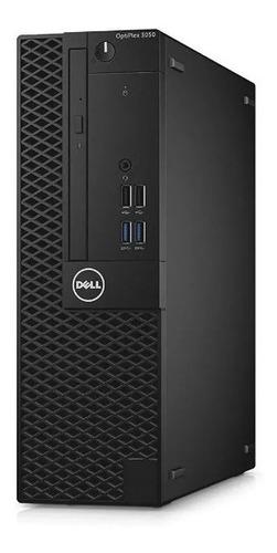 Imagem 1 de 5 de Computador Dell Optiplex 3050 I5 6ª 500gb 240 Gb Ssd 4gb Ram