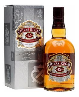 Whisky Chivas Regal 12 Años 750ml/original