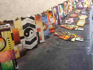 Cuadros Decorativos Pinturas Abstracta Modernos Oferta