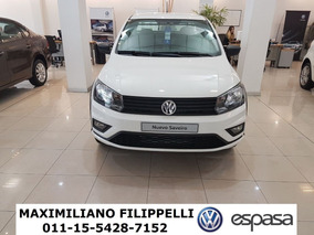 Volkswagen Nueva Saveiro Cab Ext Safety My 17 0 Km 2017 M