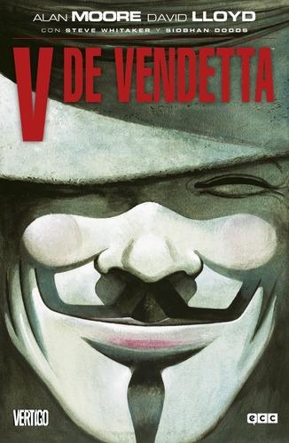 Imagen 1 de 4 de Cómic, V De Vendetta / Alan Moore - David Lloyd