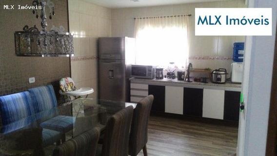Casa Para Venda Em Mogi Das Cruzes, Jardim Paraíso, 3 Dormitórios, 1 Suíte, 2 Banheiros, 3 Vagas - 356_2-662257