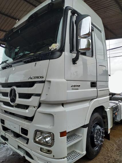 Mercedes-benz Actros 2646 Automática