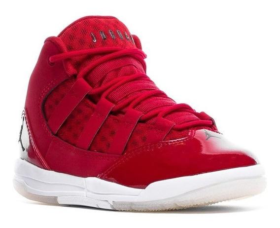 Nike Jordan Max Aura Bebé Rojo