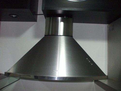 Campana De Acero Inoxidable Tst Eclipse 60cm Para Cocina