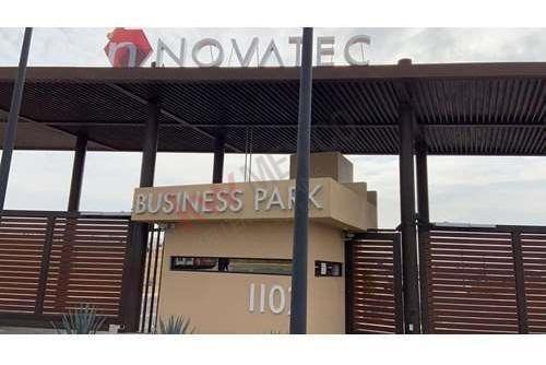 Renta De Bodega Comercial En Novatec Bussiness Park