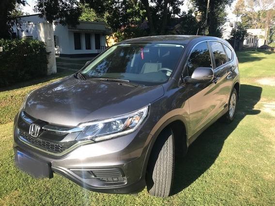 Honda Cr-v 2.4 Lx 2wd 175cv Mod.2017 (20 Mil Km)