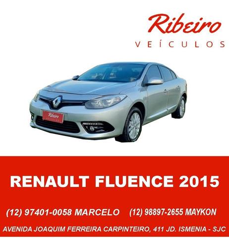 Renault  Fluence  2015  2.0 Dynamique X-tronic Hi-flex 4p