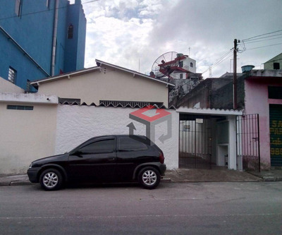 Terreno Residencial À Venda, Vila Nogueira, Diadema - Ca20846. - Te4614