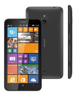 Nokia 1320 Windows Phone 8 Tela 6 Single Chip 4g - Semi Novo