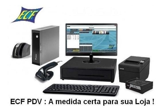 Computador, Cpu, Monitor, Teclado, Mouse, Brinde Sistema Pdv