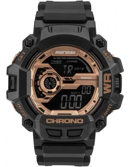 Relógio Masculino Mormaii Mo1105b/8j Preto