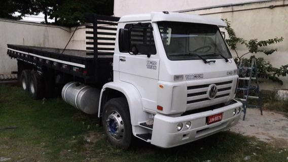 Vw 18310 Titan No Truck Com Carroceria 8,50mts