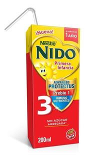 Nido 3 Leche Infantil Prebio 1 (a Partir De 1 Año) 200ml