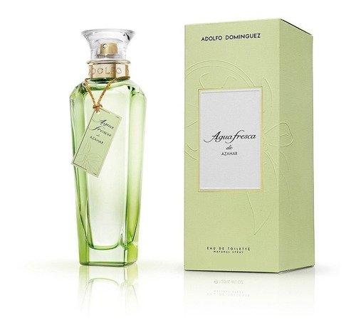 Perfume Adolfo Dominguez Agua Fresca De Azahar 120ml Febo