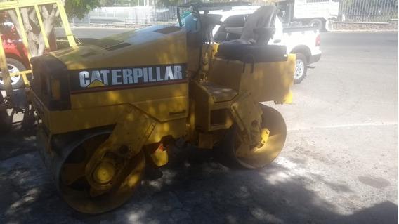 Compactador Caterpillar 3.5 Ton, Marca
