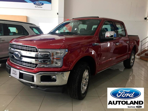 Ford F150 Lariat Crew Cab At.4x4 2018