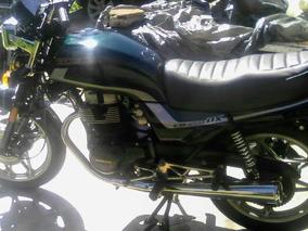 Honda Cb 450 Dx Verde Unica En Su Estado Unico Dueño