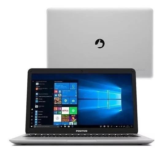 Notebook Positivo Motion C4500a Windows 10 4gb 500gb Hd 14p