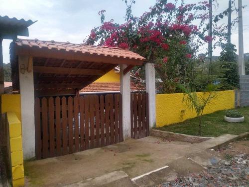 Imagem 1 de 14 de Chácara Ibiuna 1.200 Mts Casa, Pomar,riacho, Boa Localização