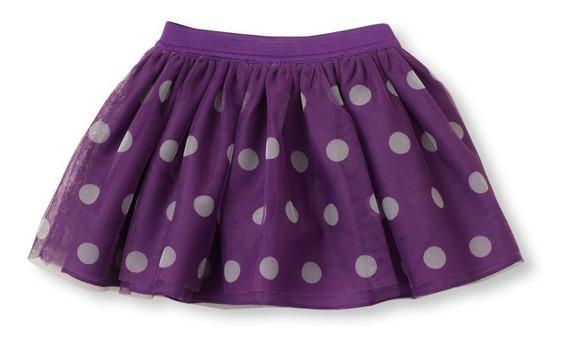 Falda Para Niñas Childrens Place 18m, 2t, 3t Y 4t