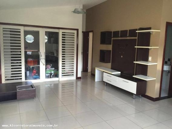Casa Para Venda Em Natal, Pitimbu, 4 Dormitórios, 3 Suítes, 5 Banheiros, 8 Vagas - Kc 0251