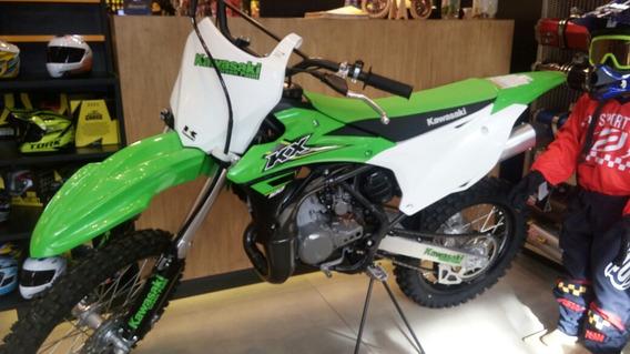 Kawasaki Kx100 100 2t