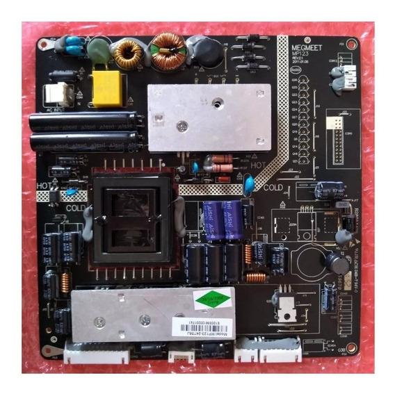 Placa Fonte Tv Cce Stile D32 Led Mip123 Original Testada!