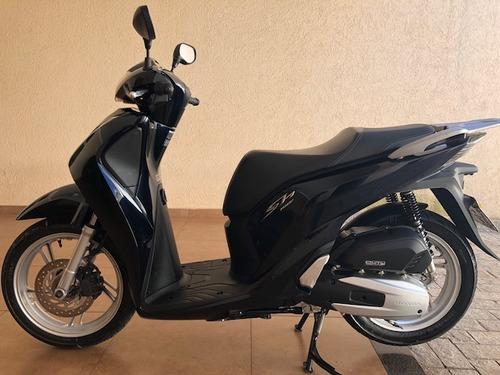 Honda Sh 150 I Abs 2017 Muito Nova - 2017
