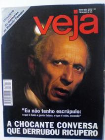 Revista Veja 1356 Eleições Elizangela Ale Frota Migração1994