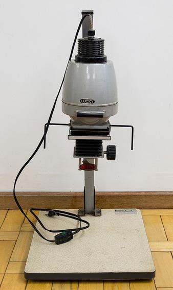 Ampliador Pb Lucky + Lente Minolta 50mm 4.5