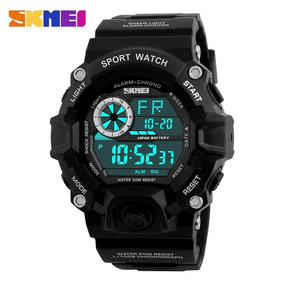Relógio Masculino Digital 1019 A Prova D