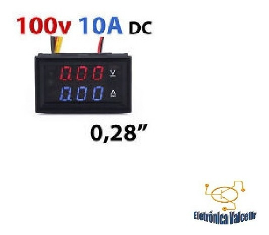1x Voltímetro + 60x Resistor 10r 1w+ 1x Viper22a+ 10x Tl431
