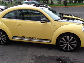 Volkswagen Beetle 2.0 Turbo R At 2014 Edición Limitada