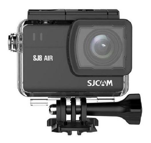 Câmera Sjcam Sj8 Air Wifi 1296p + Microfone Sjcam Sj8 Séries