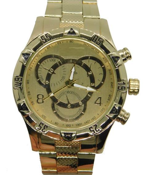 Relógio Masculino Barato Aço Inoxidável Analógico De Pulso
