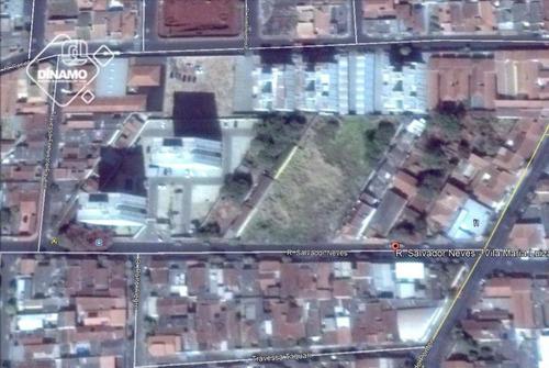 Terreno À Venda, Sumarezinho, Ribeirão Preto/sp. - Te0439