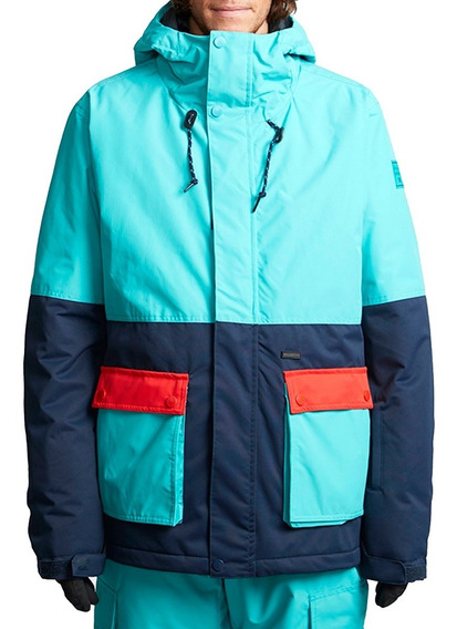 Campera De Snow Billabong Fifty 50 Hombre - Msnjvbff