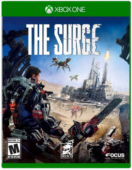 The Surge - Xbox One - Pronta Entrega! Físico!