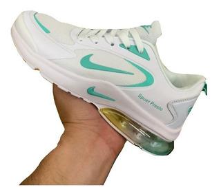 Zapatillas Tenis Nike Spuer Presto Mujer Nueva Colección