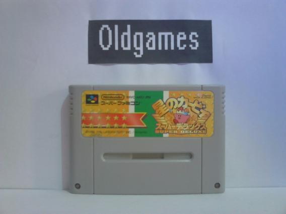 Kirby Super Star - Super Famicom Nintendo Original Japonesa