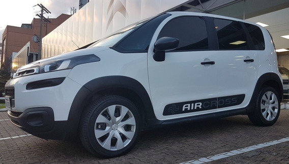 Citroën Aircross 1.6 16v Start Flex 5p 2019